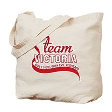 Team Victoria Redheads Tote Bag