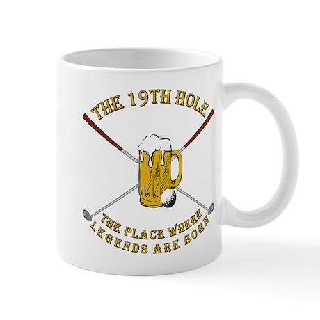 The 19th Hole Mug
