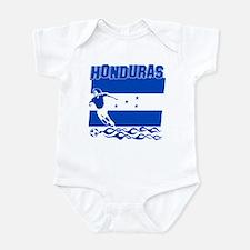 Honduran soccer Infant Bodysuit