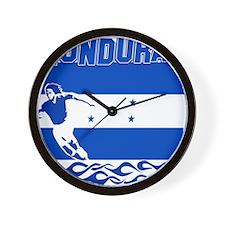 Honduran soccer Wall Clock