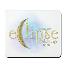 Twilight Saga Eclipse by UTeezSF.com Mousepad