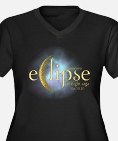 Twilight Saga Eclipse by UTeezSF.com Women's Plus