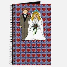 Bride & Groom Journal