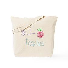 CKA-8-MP #1 Teacher Tote Bag