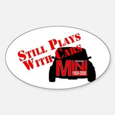 Play Mini Decal
