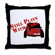 Play Mini Throw Pillow