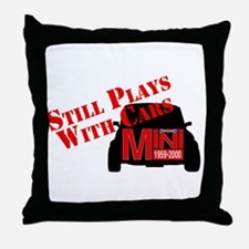 Play Mini Throw Pillow