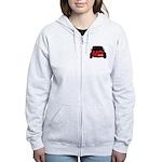 MiniMini Women's Zip Hoodie