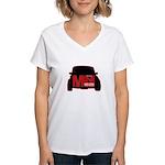 MiniMini Women's V-Neck T-Shirt