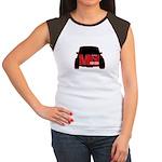 MiniMini Women's Cap Sleeve T-Shirt