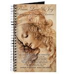 Christmas Shakespeare Da Vinci Journal