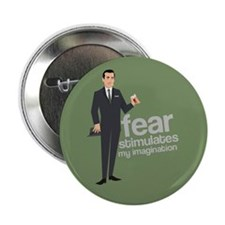 "Mad Men Don Draper 2.25"" Button"