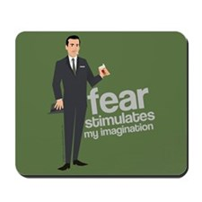 Mad Men Don Draper Mousepad