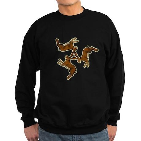 Splitting Hares Sweatshirt (dark)