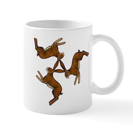 Splitting Hares Mug