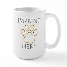 Imprint Here Mug