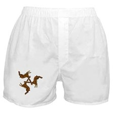 Splitting Hares Boxer Shorts