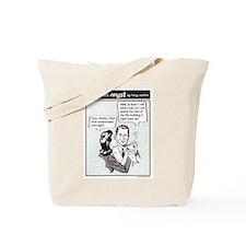 401k Evaporation Tote Bag