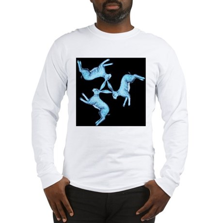 Lunar Hares Long Sleeve T-Shirt
