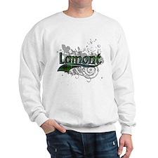 Lamont Tartan Grunge Sweatshirt