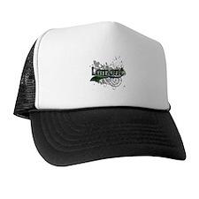 Lamont Tartan Grunge Trucker Hat