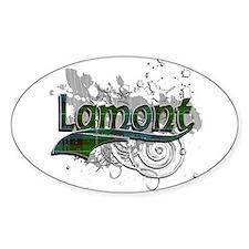 Lamont Tartan Grunge Decal