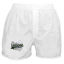 Lamont Tartan Grunge Boxer Shorts
