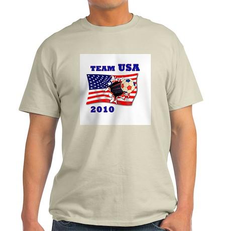 Soccer 2010 Light T-Shirt