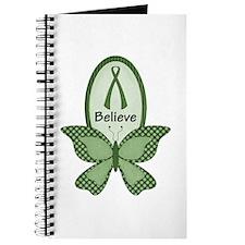Believe- Green Ribbon Journal