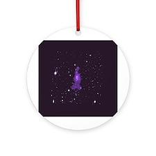 Dark Matter 1st Image Ornament (Round)