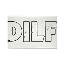DILF Rectangle Magnet