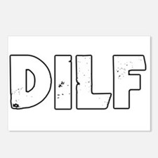 DILF Postcards (Package of 8)
