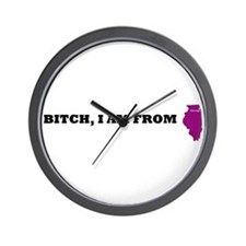 Cute Rupaul's drag race Wall Clock