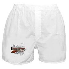 Livingstone Tartan Grunge Boxer Shorts