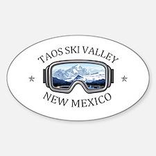 Taos Ski Valley - Taos - New Mexico Decal