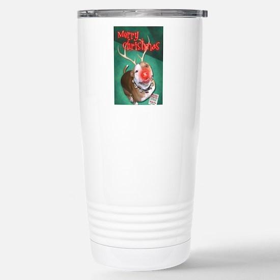 Boodolph Stainless Steel Travel Mug