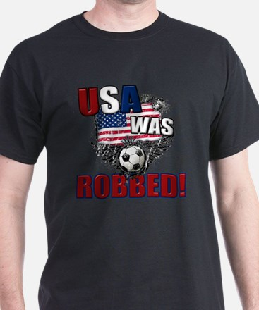 USA was Robbed! T-Shirt