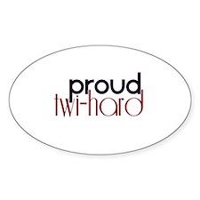 Proud Twihard Decal