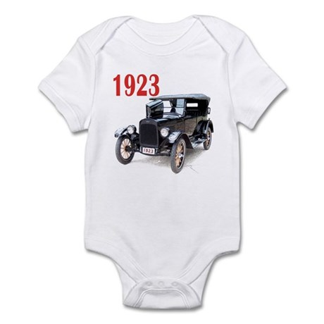 The 1923 Touring Car Infant Bodysuit
