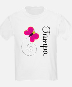 Butterfly Tampa T-Shirt