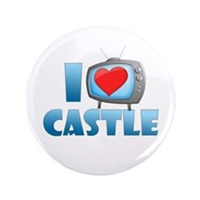 "I Heart Castle 3.5"" Button"
