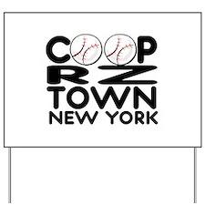 CoopRZtown, NY Yard Sign