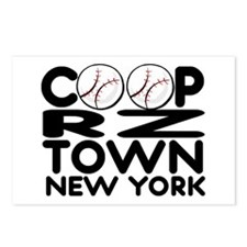 CoopRZtown, NY Postcards (Package of 8)