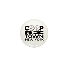 CoopRZtown, NY Mini Button (10 pack)