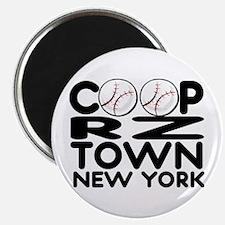 "CoopRZtown, NY 2.25"" Magnet (10 pack)"