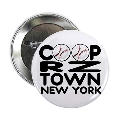 """CoopRZtown, NY 2.25"""" Button (100 pack)"""