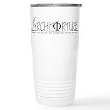 Architorture - Travel Mug