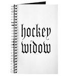 Hockey widow Journal