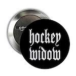 Hockey widow Button
