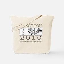Election 2010 Tote Bag